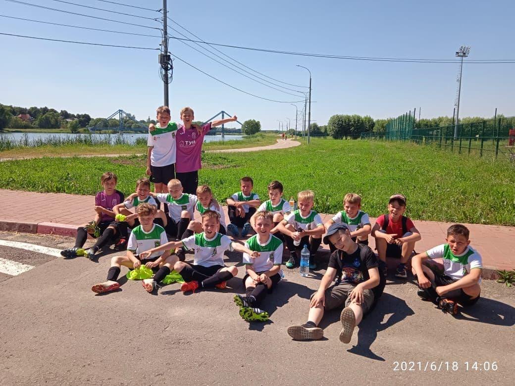 Первенство Московской области среди детских команд 2010г.р. и 2011г.р. 7 тур