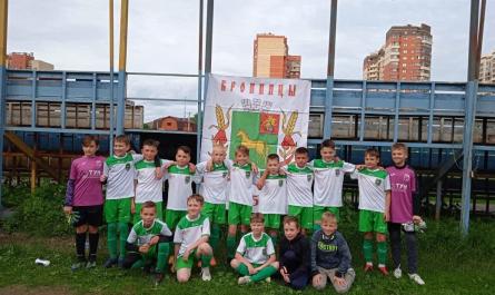 Первенства Московской области среди детских команд 2010г.р. и 2011г.р 3 тур