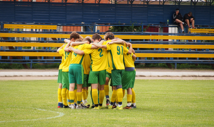 Первенство Московской области среди юношеских команд 2004 г.р. и 2006 г.р. 11 тур