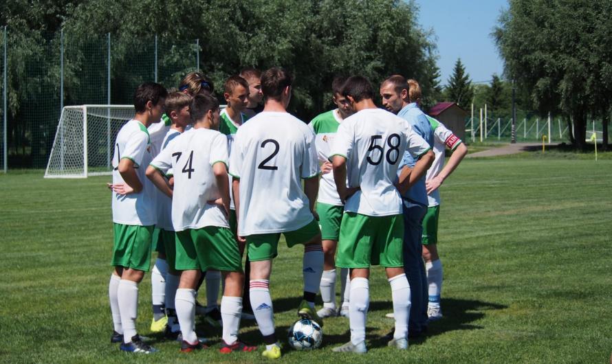 Первенство Московской области среди юношеских команд 2005 г.р. и 2007 г.р.  11 тур