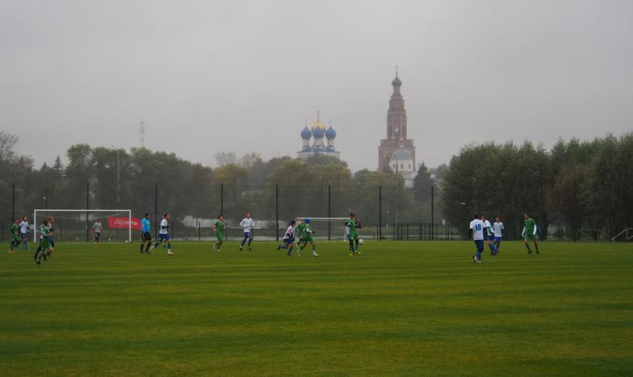 Первенство Московской области среди юношеских команд 2005 г.р. и 2007 г.р 20 тур