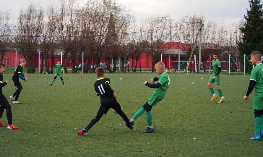 Первенство Московской области среди юношеских команд  2009 г.р 20 тур